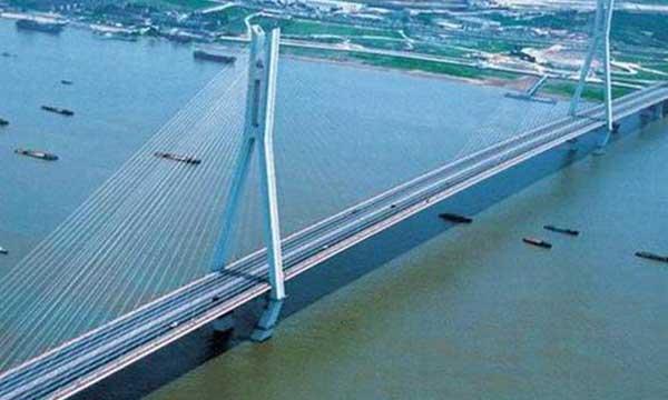 G36宁洛高速南京二桥桥梁维修加固