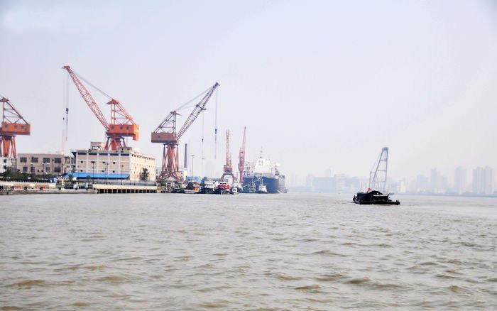 上海水门码头
